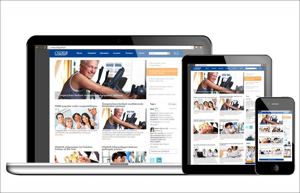 website webdesign chipsoft finished product responsive mobile