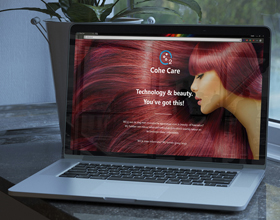 cohe care portfolio thumbnail selected