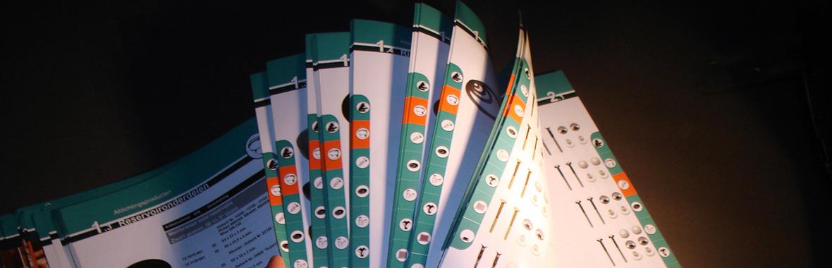 debeer huisstijl magazine catalogus brochure bedrijfsbrochure closeup bladeren