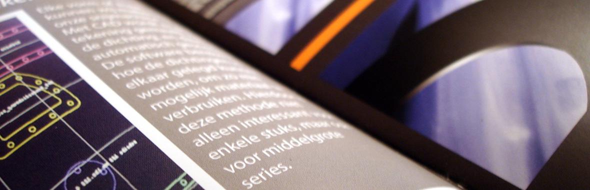 debeer huisstijl magazine catalogus brochure dichtingen closeup compilatie