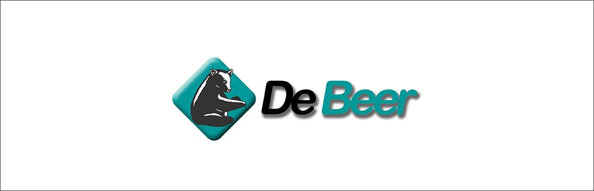 Debeer logo huisstijl