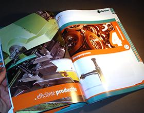 Thumbnail selected guidodegooijer portfolio huisstijl logo de beer brochure catalogus verpakking drukwerk poster dtp