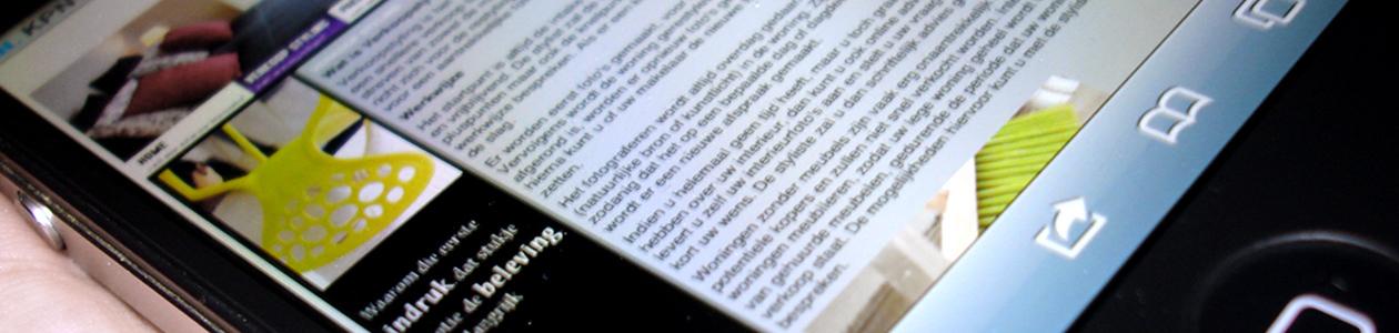 website webdesign intercambia smartphone responsive