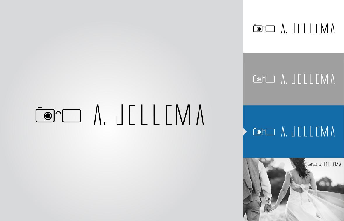 Logo jellema huisstijl grafisch ontwerp design