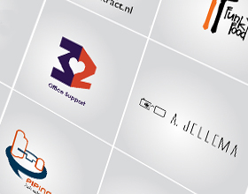 logo portfolio thumbnail selected