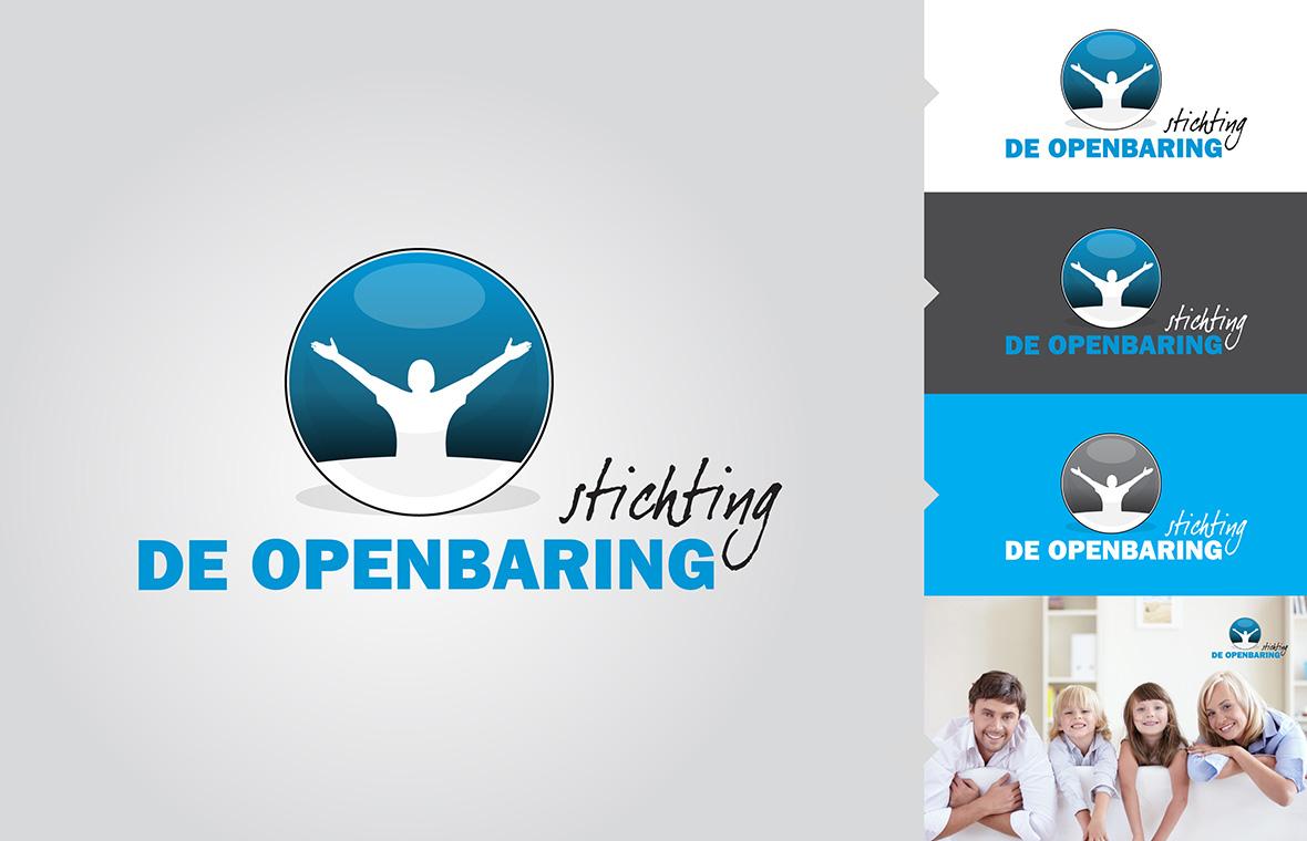 stichtingdeopenbaring logo huisstijl presentatie