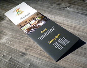 Thumbnail selected guidodegooijer portfolio menukaart flyer website van kol friture