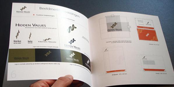 waarom branding merk logo branding portfolio grafisch ontwerp huisstijl styleguide hidden values